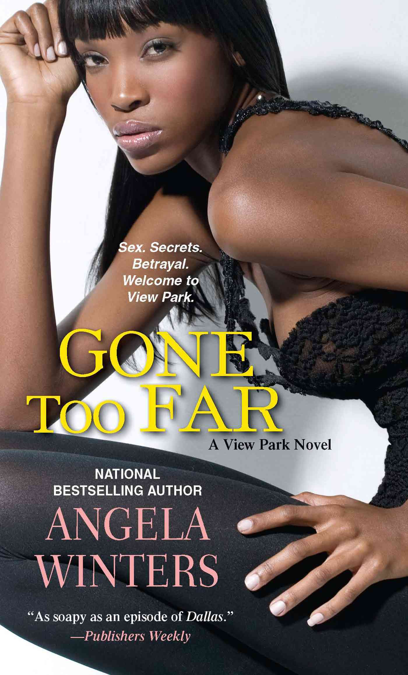 Gone Too Far By Winters, Angela