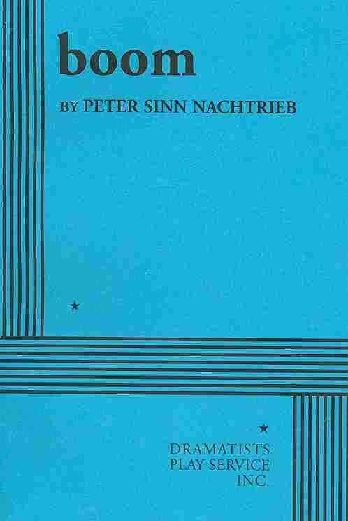 Boom By Nachtrieb, Peter Sinn