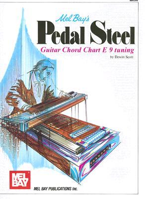 Pedal Steel Guitar Chord Chart By Dewitt, Scott